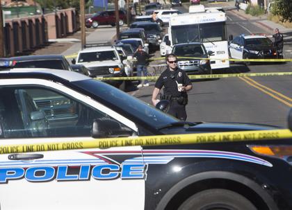 Жертвами стрельбы в Калифорнии стали не менее 20 человек // Globall Look Press
