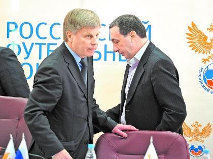 Николай Толстых и Евгений Гинер // ТАСС