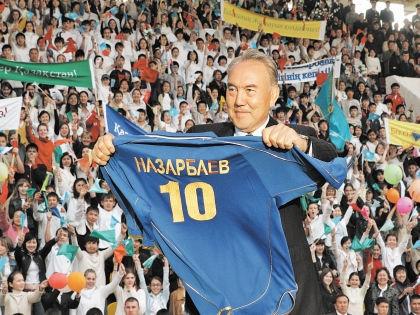 В Казахстане часто говорят: «Одна страна – одна команда» // Архив редакции