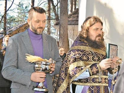 Рублевский 400-метровый особняк подвел сенатора Саблина под монастырь... // архив редакции