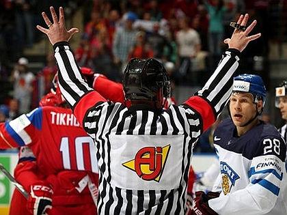 IIHF / Сайт Международной федерации хоккея
