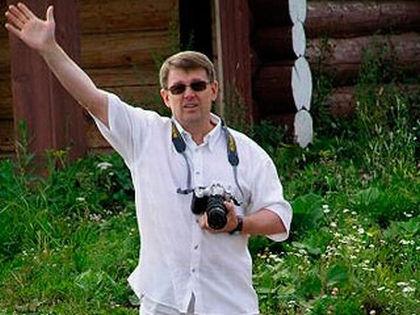личная страница Дядюшкина в социальной сети