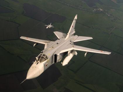 Турция утверждает, что якобы предупреждала Су-24 о нарушении воздушного пространства 10 раз // Global Look Press