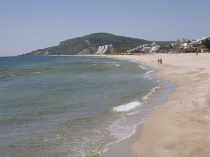 Пляж в Болгарии // Global Look Press
