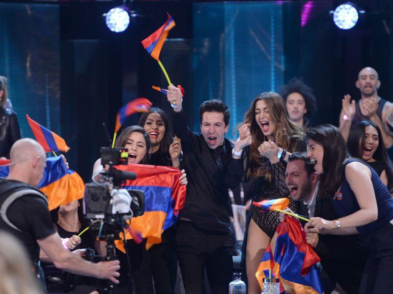 Евровидение Армения // Global Look Press