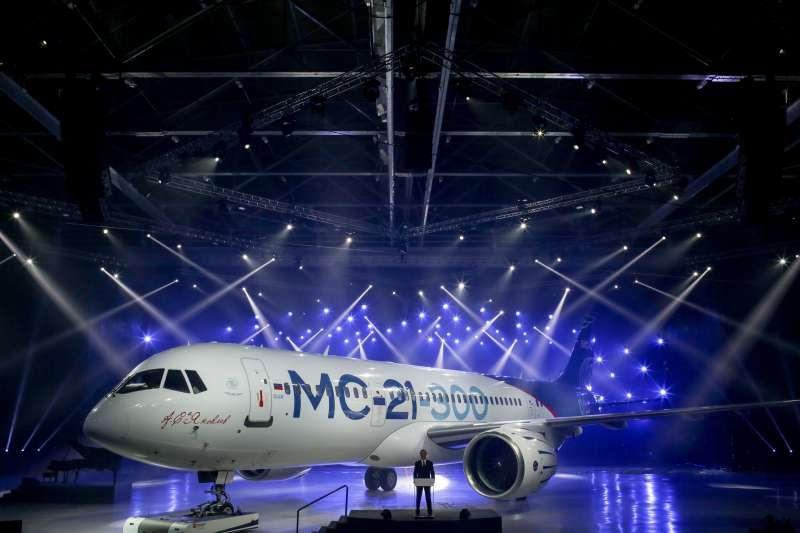 Самолет МС-21 // Global Look Press