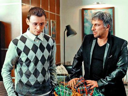 Первое время Максим очень волновался в присутствии Нагиева // телеканал СТС