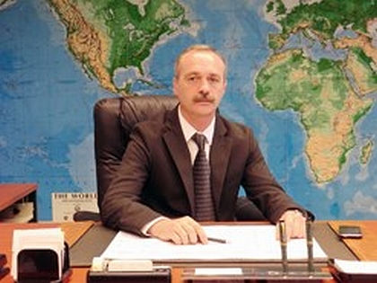 Бизнесмен Сергей Махлай // Tltgorod