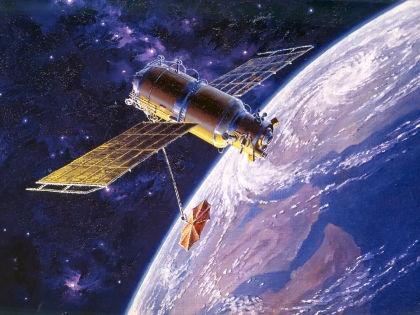 Спутник-разведчик // Global Look