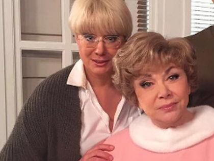 Эдита Пьеха с дочерью Илоной Броневицкой // Instagram Стаса Пьехи