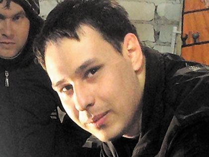 Александр Нигматуллин вытащил человека из горящей машины // личный архив Александра Нигматуллина