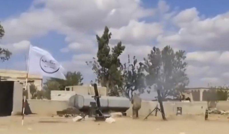 Турция в Ираке // Кадр YouTube