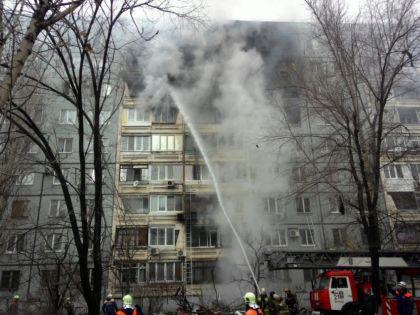 Спасатели обнаружили еще одну жертву взрыва в Волгограде // МЧС России