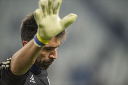 Матчи на ЧМ-2018 станут последними в игровой карьере Буффона // Maurizio Borsari / www.aicfoto.com / Global Look Press