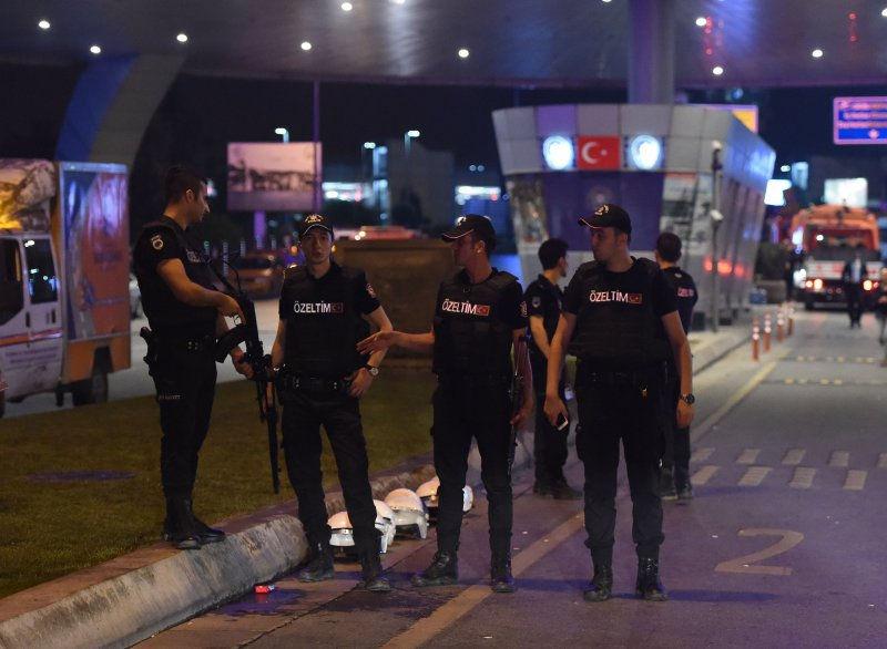 Теракт Стамбул // Global Look Press