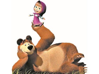 «Маша и медведь» // Студия «Анимаккорд»
