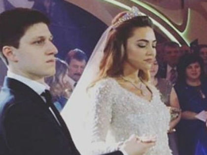 Свадьба в «Сафисе» // Instagram