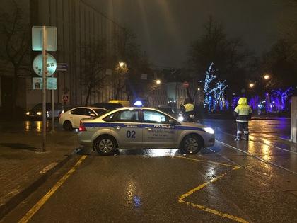 Взрыв в центре Москвы: попытка провокации или теракт // Global Look Press