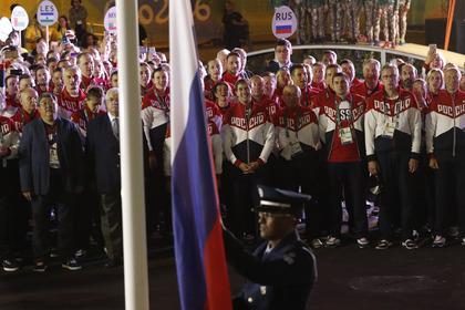 """Обладатели """"золота"""" Игр из РФ 4 часа ждали вылета самолета // Global Look Press"""