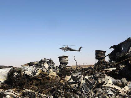 Причиной крушения российского самолёта стал теракт //  Global Look