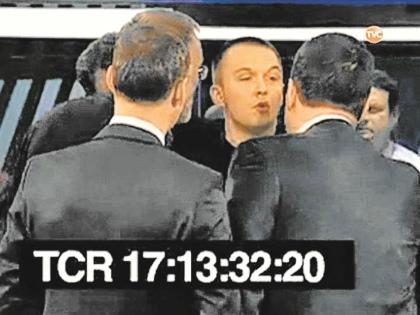 Михеев, Марков и Бабаян втроем прессовали одного Мацейчука // Стоп-кадр YouTube