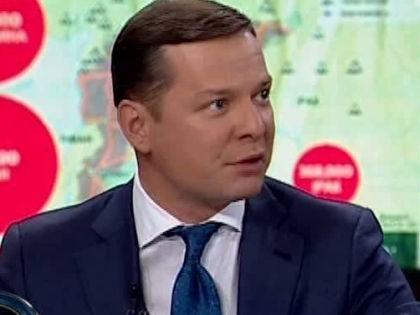 Олег Ляшко // Стоп-кадр телеканала «Интер»