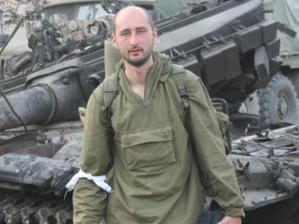 Аркадий Бабченко // facebook.com