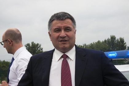Аваков назвал причиной срыва на Саакашвили его хамство // Sofia Bobok / Globall Look Press