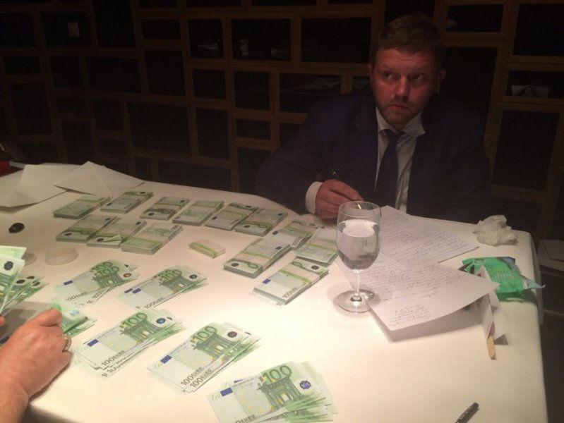 Задержание Никиты Белых // http://sledcom.ru/ Следственный комитет РФ