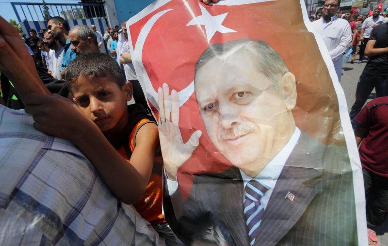 Эрдоган // Global Look Press
