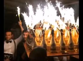 После проигрыша на Евро-2016 футболистов Мамаева и Кокорина заметили на вечеринке в Монте-Карло // YouTube