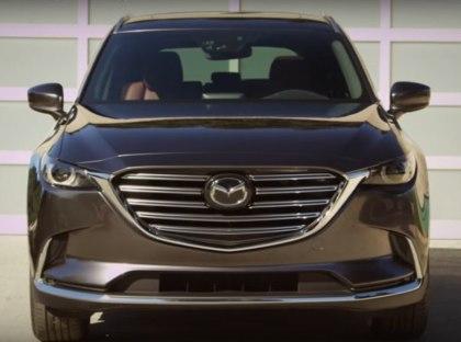 В рамках расширения модельного ряда задумана сборка нового поколения модели Mazda CX-5 и кроссовера Mazda CX-9 // Кадр с Youtube