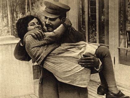 Иосиф Сталин и Светлана Аллилуева // открытые источники