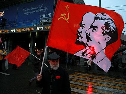 День Октябрьской революции // Дмитрий Голубович/ Russian Look