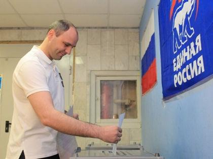 22 мая состоялись праймериз «Единой России» // er.ru