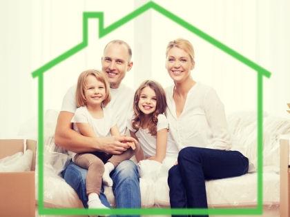Продавая квартиру, записанную на ребенка, ему необходимо купить другую аналогичную квартиру // Shutterstock