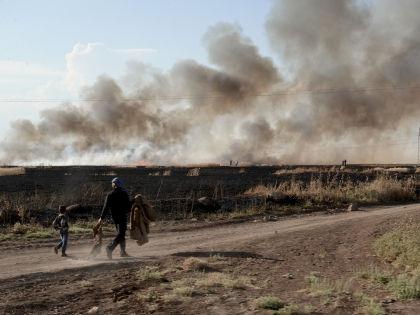 С начала операции России в Сирии территория ИГИЛ расширилась // Cengiz Yar Jr / Global Look Press