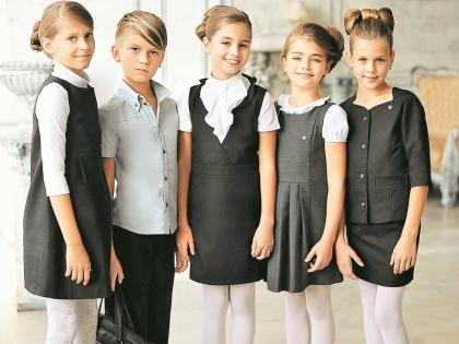 Решив выпускать школьную форму, Юлия Лопаницына «отменила» пиджаки // из личного архива