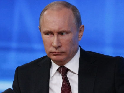 Владимир Путин // Александр Алешкин / «Собеседник»
