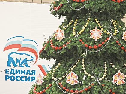 Чудеса – это в духе «Единой России» – что результаты партии на любых выборах, что ее деяния, особенно планируемые // Александр Алешкин / «Собеседник»
