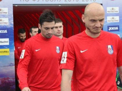 Футболисты «Мордовии» // fc-mordovia.ru