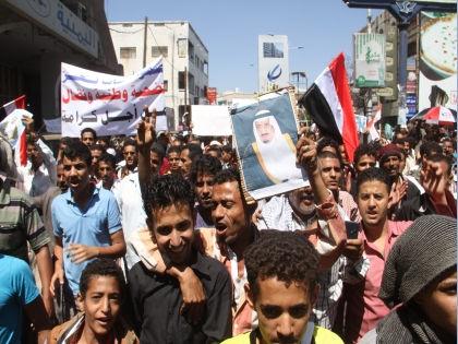 В Йемене продолжаются боевые столкновения между хуситами и правительственными войсками. // Global Look Press