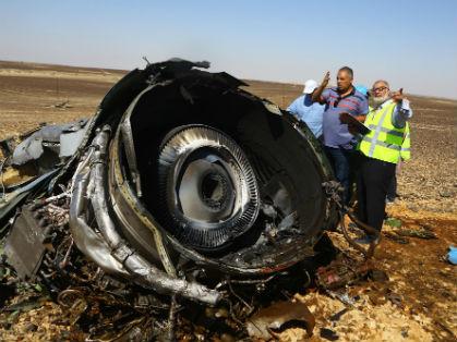 Самолет А321 упал на Синайском полуострове 31 октября // GLOBAL LOOK press