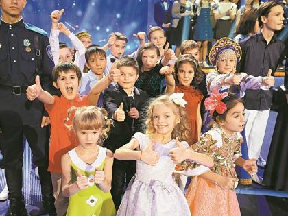 Московская мечта: воспитанники детских домов становятся телезвездами // телеканал НТВ