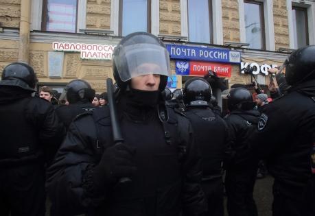 """Единороссы """"наступили на те же правовые грабли"""", которые пару лет назад """"щелкнули по лбу"""" их коллег // Замир Усманов / Global Look Press"""