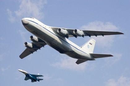 Ан-124 // Роман Денисов / Global Look Press