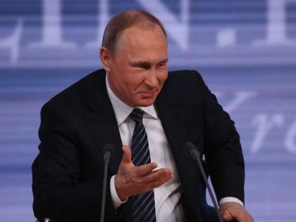Президент РФ Владимир Путин // Александр Алешкин / «Собеседник»