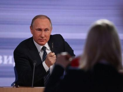 Пресс-конференция Владимира Путина // Александр Алешкин / «Собеседник»