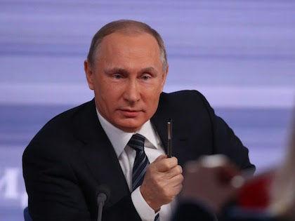 Владимир Путин //  Александр Алёшкин / Собеседник