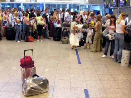 Аэропорты – идеальные места для разводок в реальном времени // Global Look Press